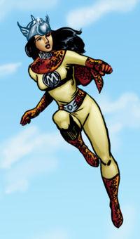 Merpati(superhero)